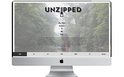 UnZipped website