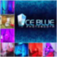 Ice Blue Photo Booth Amazing Booths