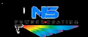 NS Powder Coating Logo