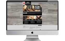 clean cut  construction website