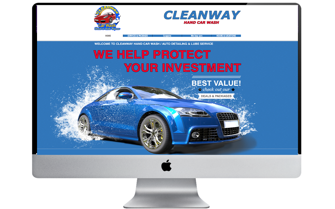 CleanWayCarWash
