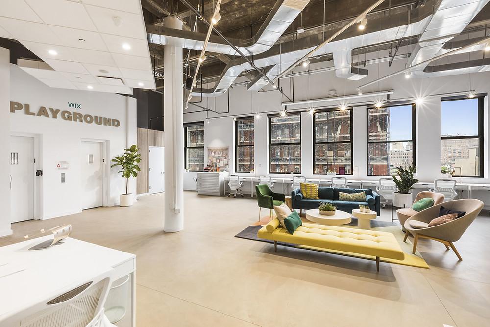 Wix Design Playground in New York City