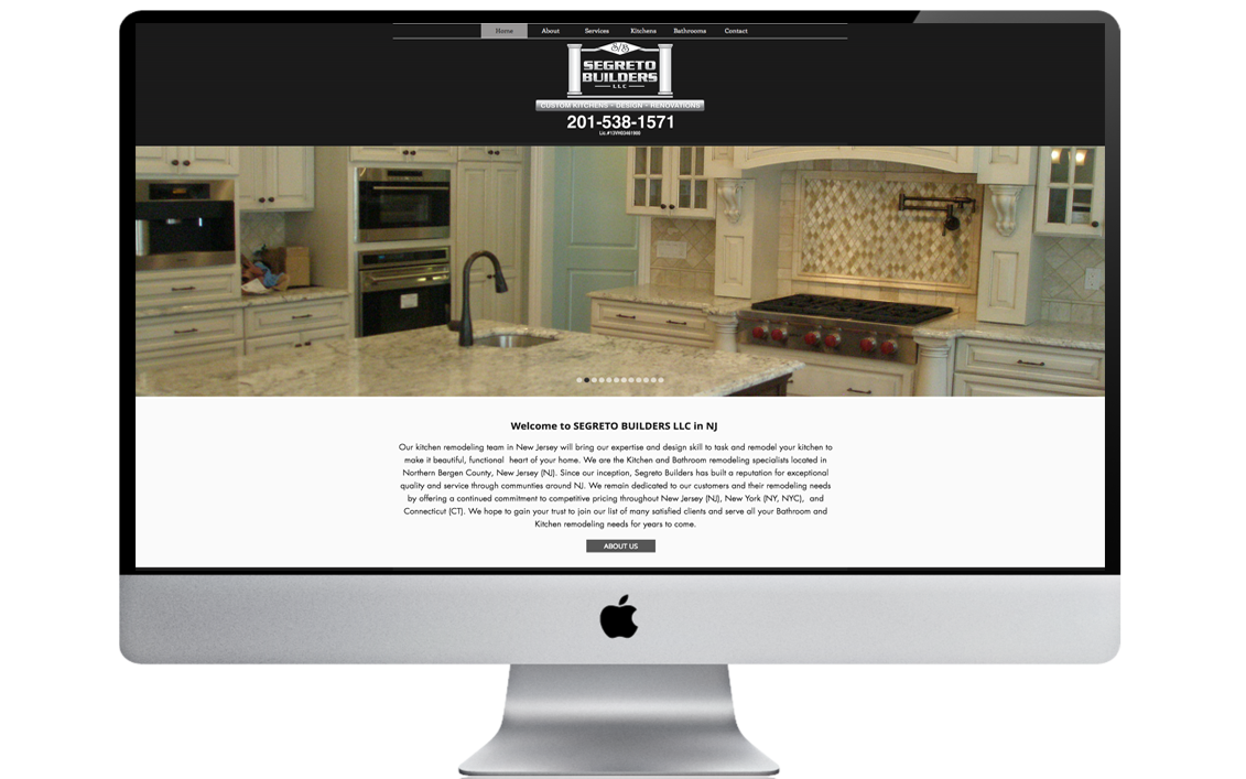 CustomKitchenNJ.com
