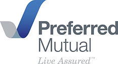 AMH Insurance Brokerage Preferred Mutual Live Assured Logo