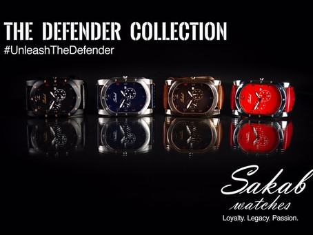 The Defender Collection