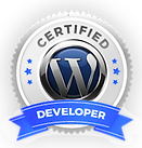 Certified Wordpress Developer