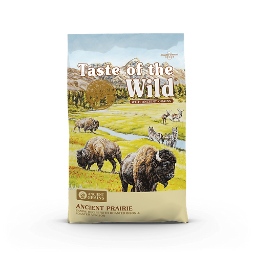 Taste of the Wild - Roasted Bison & Venison
