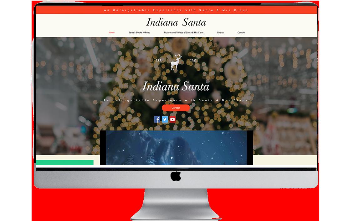Indiana Santa