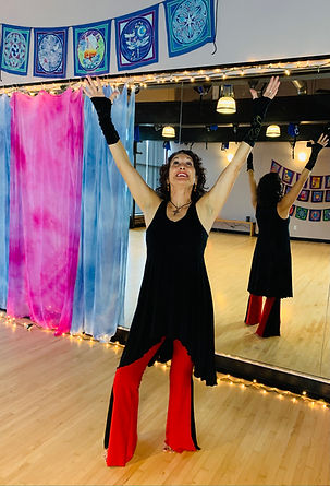 Joanie at synergy2.JPG