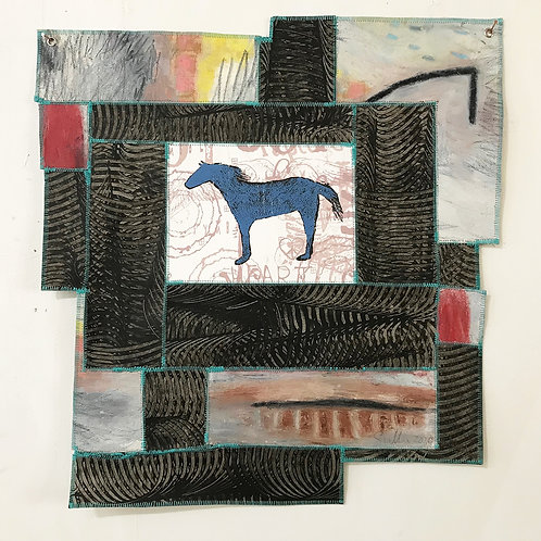 HORSE CovidQuilt 2020