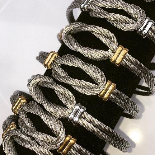 Cable Wire bracelet
