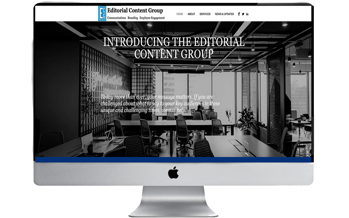 Editorial Content Group