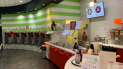 Frozen Yogurt Shop Teterboro NJ