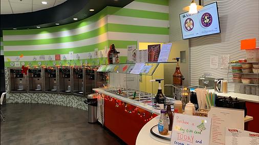 Frozen Yogurt Shop Saddle Brook NJ