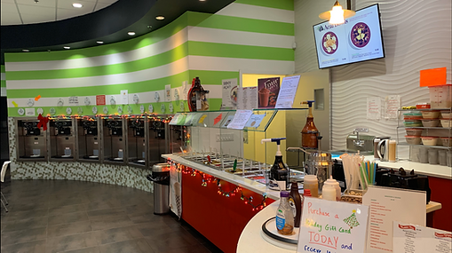 Frozen Yogurt Shop Near Paramus NJ