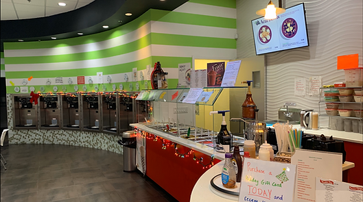 Frozen Yogurt Shop Totowa NJ
