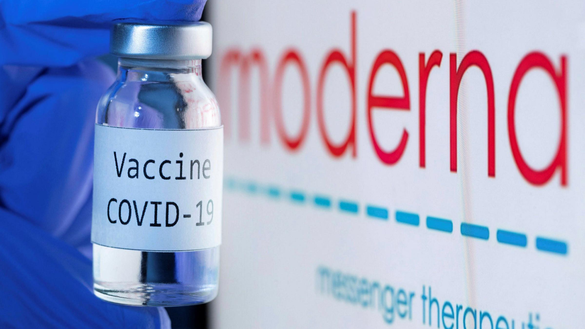 The Moderna COVID-19 (mRNA-1273) vaccine