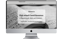 High School Choral Resources