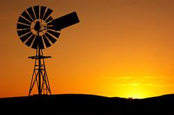 silhouette-windmill-farm