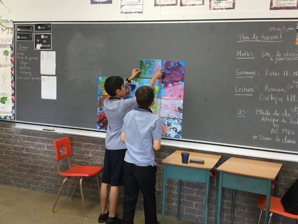 Ecole 7