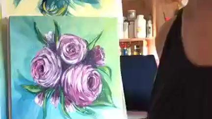 Atelier Guidé - La vie en Rose 26 mai 2020