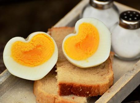 Cuida a tu corazón… ¡con huevo!