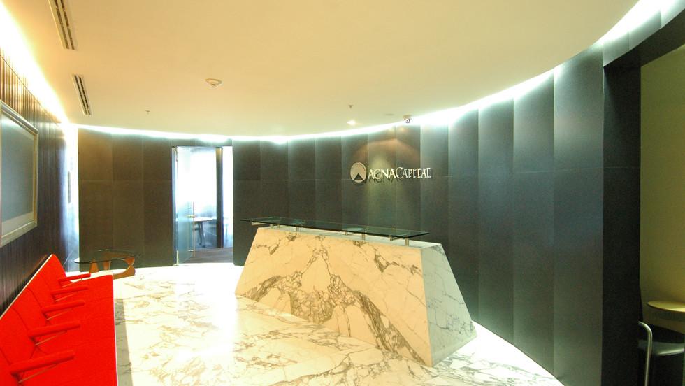 Oficinas Agna Capital