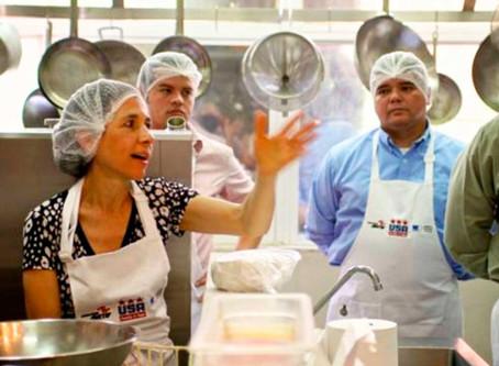 Seminario culinario en Monterrey