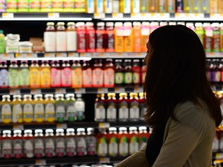 ¿Cómo leer las etiquetas de información nutricional?
