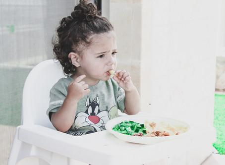 ¿Cómo mejorar la nutrición para niños pequeños?