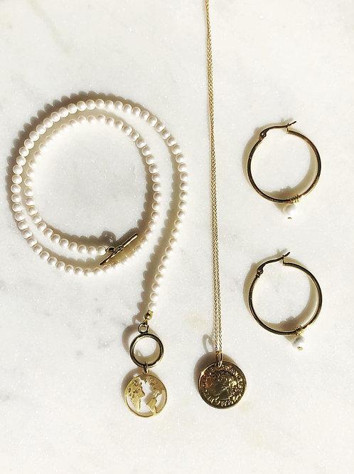 Virginia Pearl Necklace