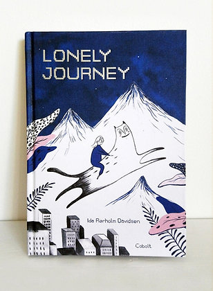 Lonely journey, graphic novel