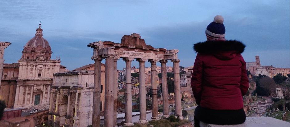 ROME, UN PAS VERS MOI