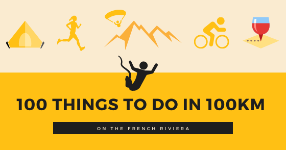 100 things to do in 100km