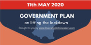 Government Plan for 11 May