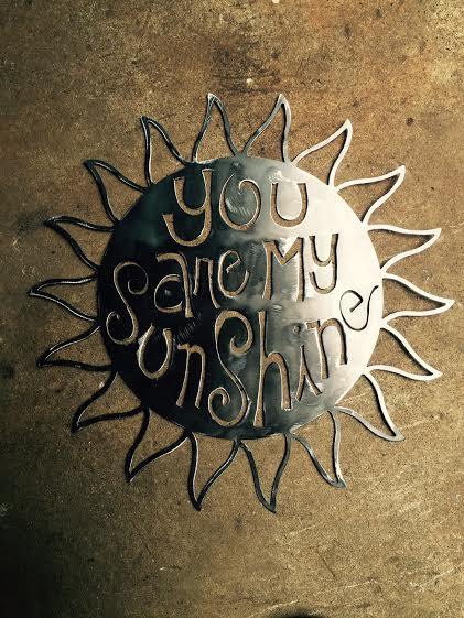 You Are My Sunshine Sun