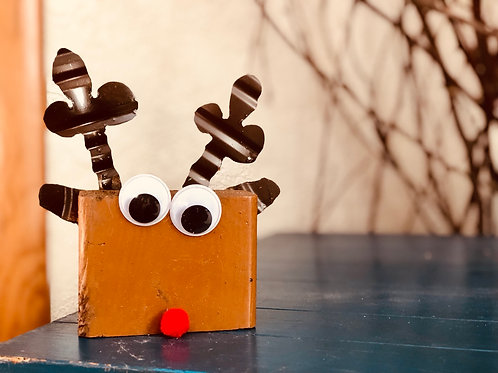 DIY Rudolph Kit