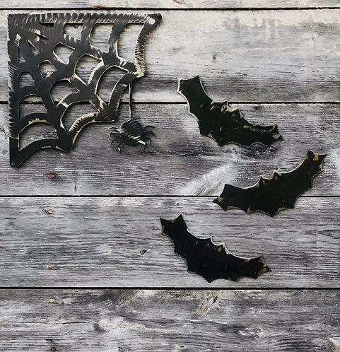 Set of (3) Bats