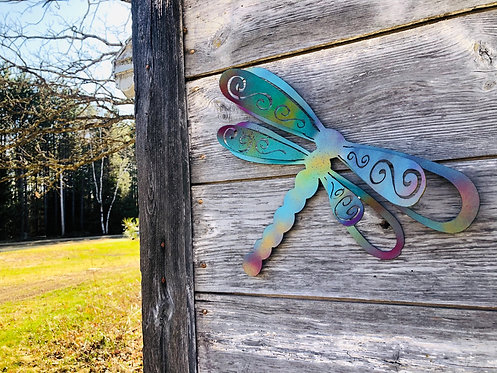 Dragonfly Wall Hanging