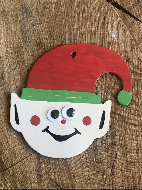DIY Elf Ornament Kit