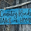 Thumbnail: Country Roads Sign