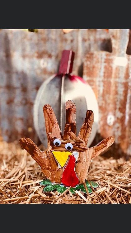 Turkey Hands