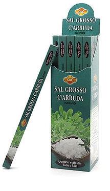 Incenso Sal Grosso c/Arruda (SAC)