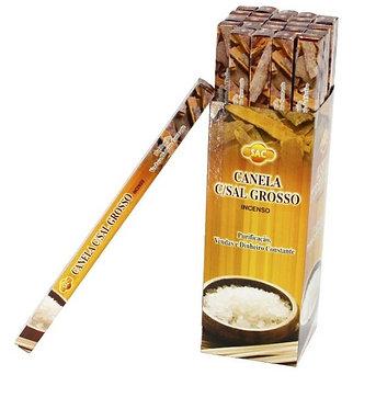 Incenso Canela c/Sal (SAC)