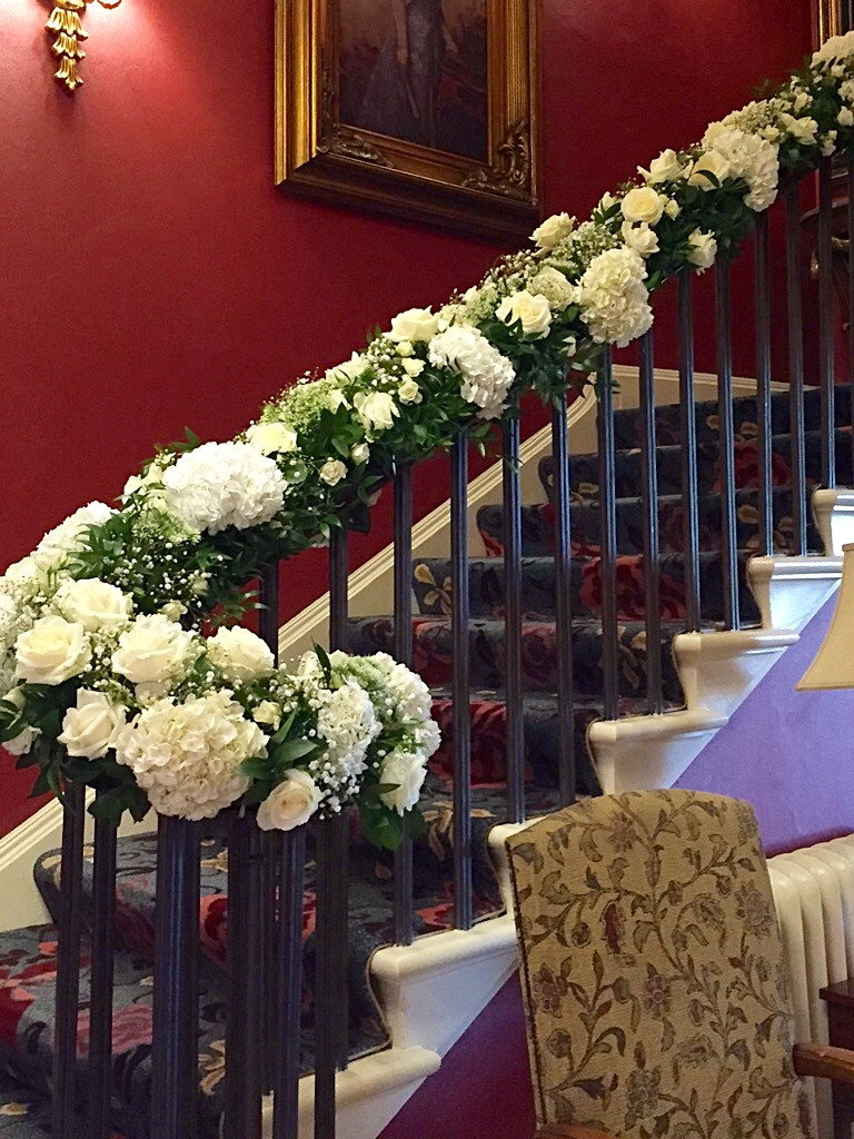 Debonair Venue Styling West MidlandsUK Wedding Florist