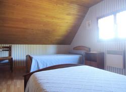 Chalet Sorbier - Chambre 2