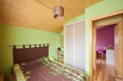 Chalet Chêne - Chambre 1