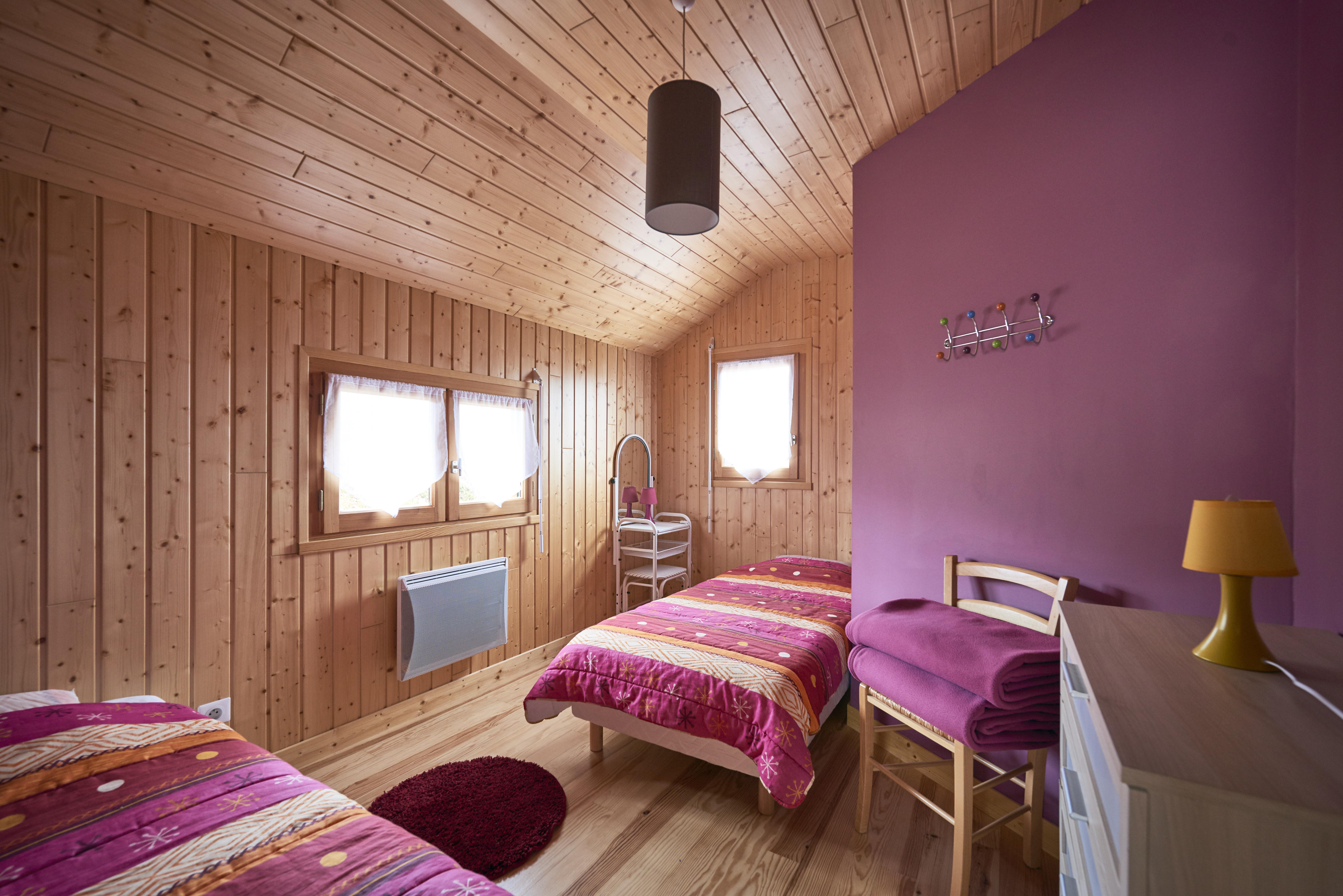 Chalet Chêne - Chambre 2