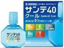 桑特40清涼眼藥水12ml (藍)