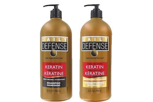 DAILY DEFENSE (加拿大) 洗髮露/護髮素